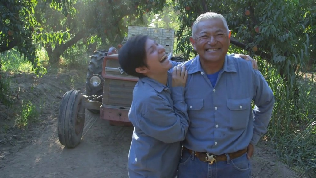 """Changing Season: On the Masumoto Family Farm."""