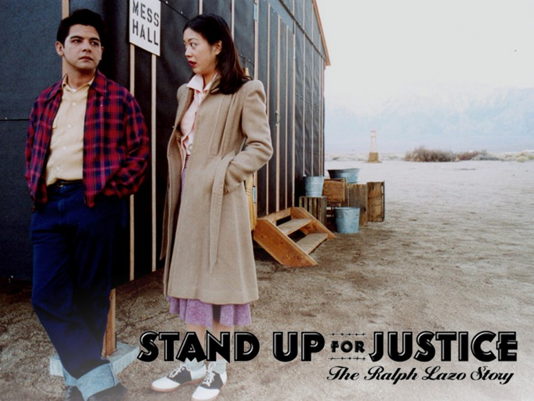 Stand Up for Justice is a compelling, engaging 30-minute drama about Ralph Lazo, a Mexican American teenager who leaves his own family in Los Angeles to enter an American concentration camp with his Japanese American classmates during World War II.