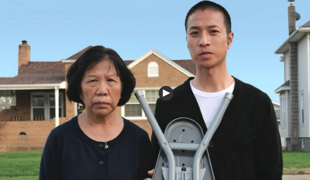 """""""Giap's Last Day at the Ironing Board Factory,"""" directed by Tony Nguyen. 24:00 minutes, now streaming through May 29 on PBS.org."""
