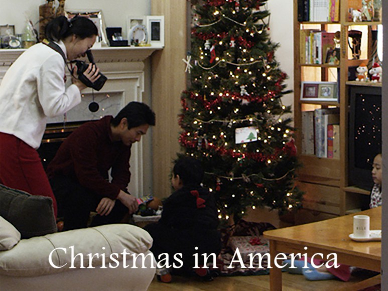 A Chinese immigrant family does its best to make it through Christmas 1998 in America and keep its youngest child  happy. Directed by King Lu.